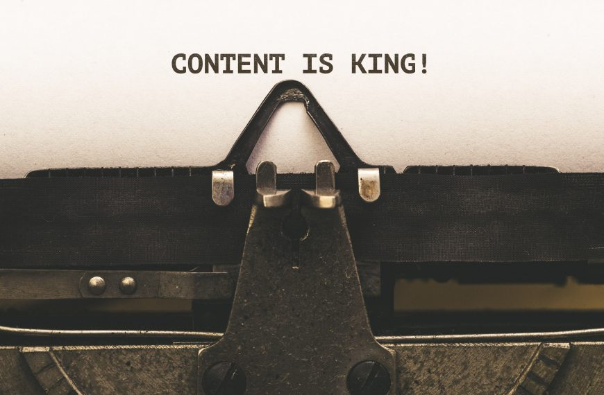 Content preparation